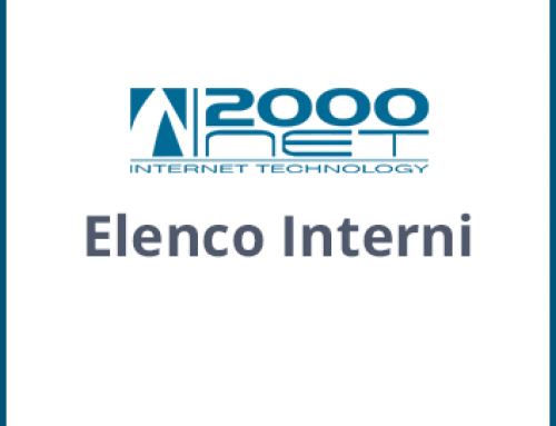 Elenco Interni