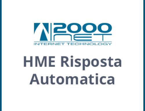 HME Risposta Automatica